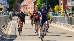 David van der Poel wint vierde etappe in Ronde van Vlaams-Brabant, Niels Merckx blijft leider