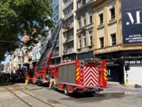 Brandweer rukt uit voor brand in appartementsgebouw