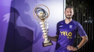 """Frédéric Frans en Beerschot terug in 1A: """"Verhuis naar het Kiel is beste stap uit mijn carrière"""""""