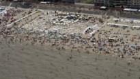 Extra maatregelen aan de kust, Blankenberge en Knokke sturen dagtoeristen naar huis