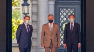 Dit zijn de drie opties voor De Wever en Magnette