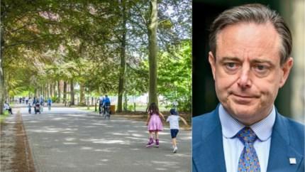 Belager van Bart De Wever gecolloqueerd na nieuw incident in Rivierenhof
