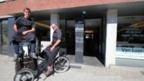 Schoenmakerij Van Laer komt voortaan ook aan huis met de bakfiets