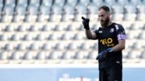 KV Oostende verwelkomt Beerschot-doelman Vanhamel… in spionkop