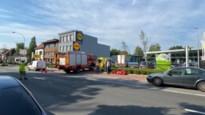 Vrouw overleden na aanrijding op parking van Lidl in Kapellen