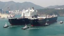 Grootste schip ter wereld vaart binnenkort voor het eerst op de Schelde