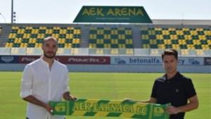 """Jens Teunckens (ex-Antwerp) vindt nieuwe club in Cyprus: """"Op het niveau van Antwerp in België"""""""