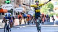 Wout Van Aert deed wat andere grote renners niet lukte: op zijn 25ste Milaan-Sanremo winnen