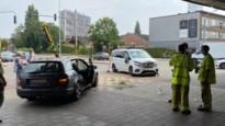 Drie gewonden bij zwaar ongeval op Boomsesteenweg in Wilrijk