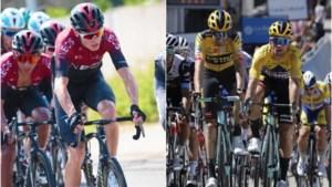 Team Sky vs. Jumbo-Visma: de merkwaardige strijd in de Dauphiné