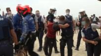 Politie pakt minderjarige op in onderzoek naar rellen in Blankenberge