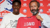 Recordtransfer is officieel: Jonathan David verlaat AA Gent voor Lille