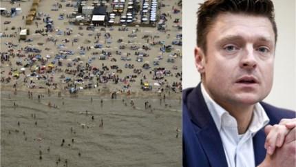 Hogere boetes, snelrecht en plaatsverbod voor amokmakers: Koen Metsu (N-VA) wil aan kust zelfde regels als in openluchtzwembaden