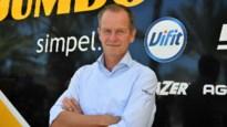 """Richard Plugge, manager van Jumbo-Visma, heeft er tien dolle dagen opzitten: """"Wout van Aert is een heel grote meneer"""""""