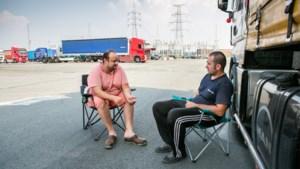 Havenbedrijf gaat parking Goordijk beter beveiligen: alleen nog toegang havengerelateerde vrachtwagens
