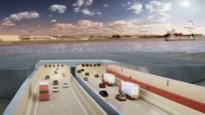 """Transport van nieuwe Scheldetunnel wordt precisiewerkje: """"Alles moet meezitten, ook het weer"""""""