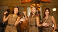 """Achter de schermen bij nieuwe K3-film 'Dans van de Farao': """"Nu komt onze coole kant naar boven"""""""