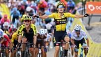 """Wout van Aert na zijn zege in openingsrit Dauphiné: """"Er was niks moeilijks aan"""""""