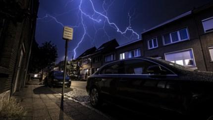 Nog meer zwaar onweer op komst, waarschuwt weerman Frank Deboosere