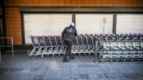 Supermarkt heeft wasstraat voor winkelwagens