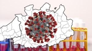 KAART. In welke gemeenten flakkert het coronavirus weer op? Zo snel stijgt het aantal besmettingen
