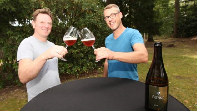 Bier na wijn venijn? Kempenaars brengen wijn en bier samen in één fles