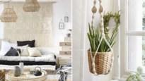 Macramé, de perfecte update voor een zomers interieur