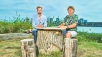 Presentatoren Ruben Van Gucht en Carl Huybrechts blikken terug op 60 jaar 'Sportweekend'