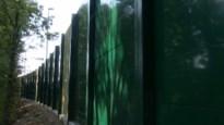 Gloednieuwe geluidsmuur aan E313 houdt minder geluid tegen dan vorige, AWV belooft oplossing