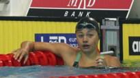 Valentine Dumont verbetert ook haar Belgisch record op de 200 meter vrije slag