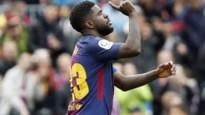 Wereldkampioen Umtiti test positief op corona, geen gevolgen voor Barcelona in Champions League