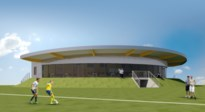 Ghelamco Arena van de Polder krijgt vorm