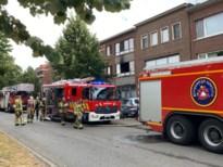 Appartement tijdelijk onbewoonbaar na hevige brand