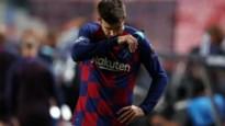 """Gerard Pique aangeslagen na pandoering tegen Bayern München: """"Barcelona zit op de bodem, club heeft nood aan verandering"""""""