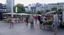 Moederdag zonder traditionele Rubensmarkt
