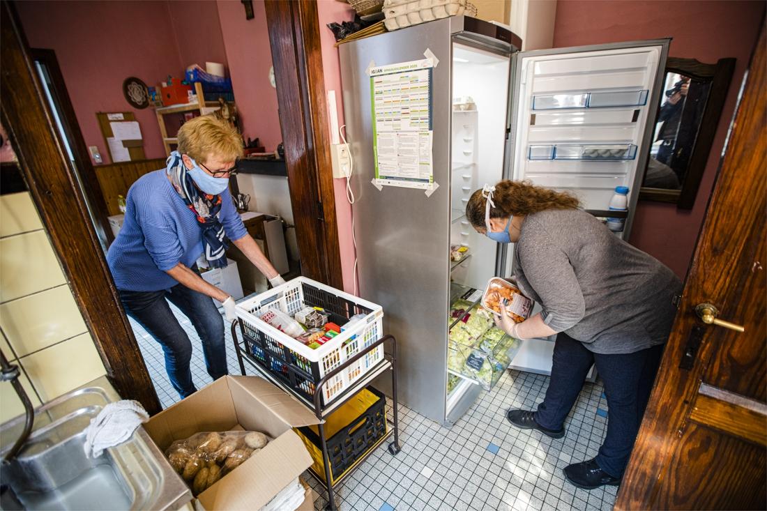 Lidl geeft 120.000 euro aan voedselbanken