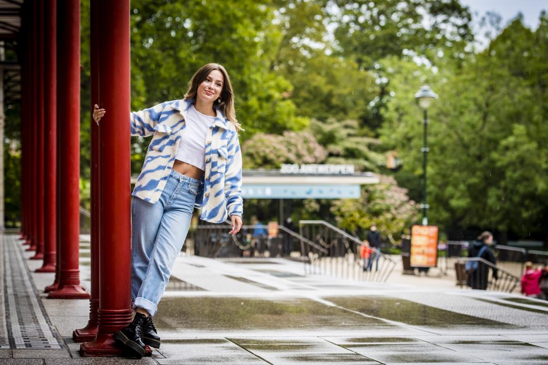 """De favoriete plekken van Liandra Sadzo (#LikeMe): """"Ik ken de Zoo als mijn broekzak"""""""