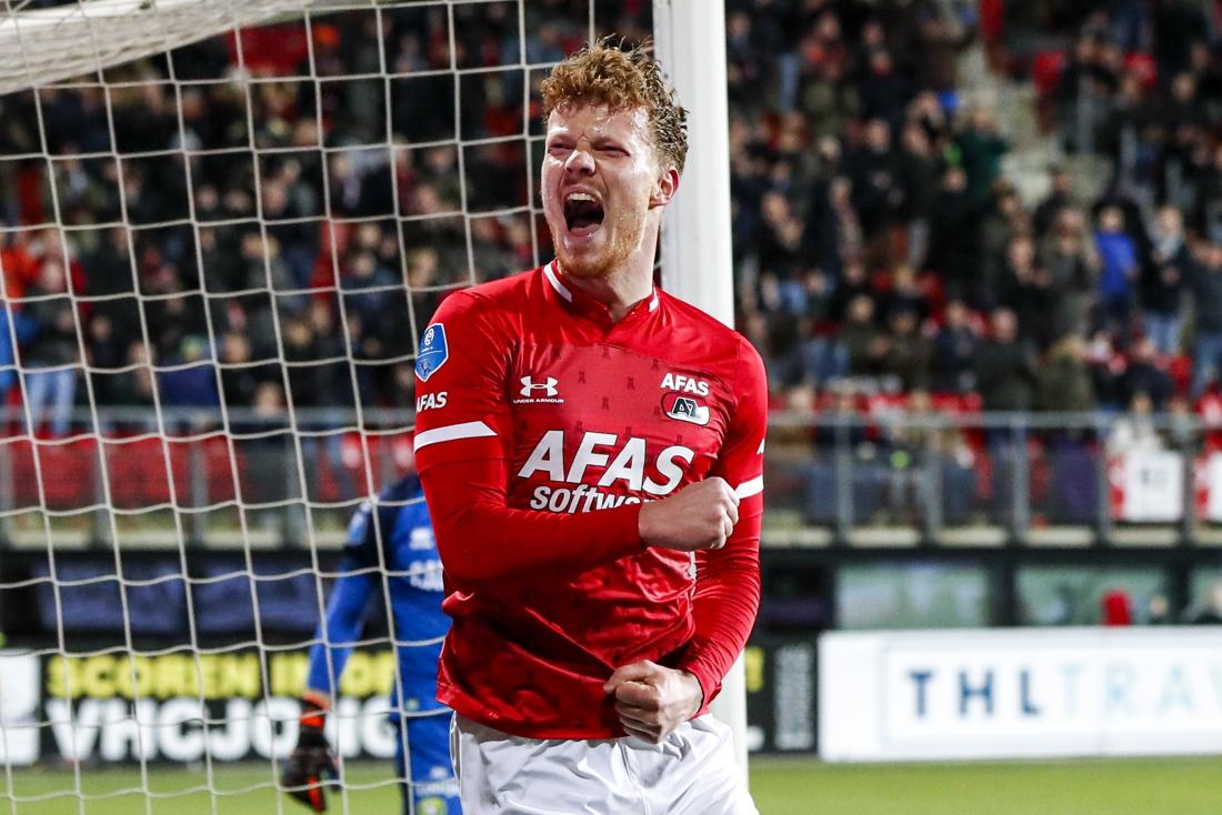 KV Mechelen gaat aanvaller Ferdy Druijf huren van AZ