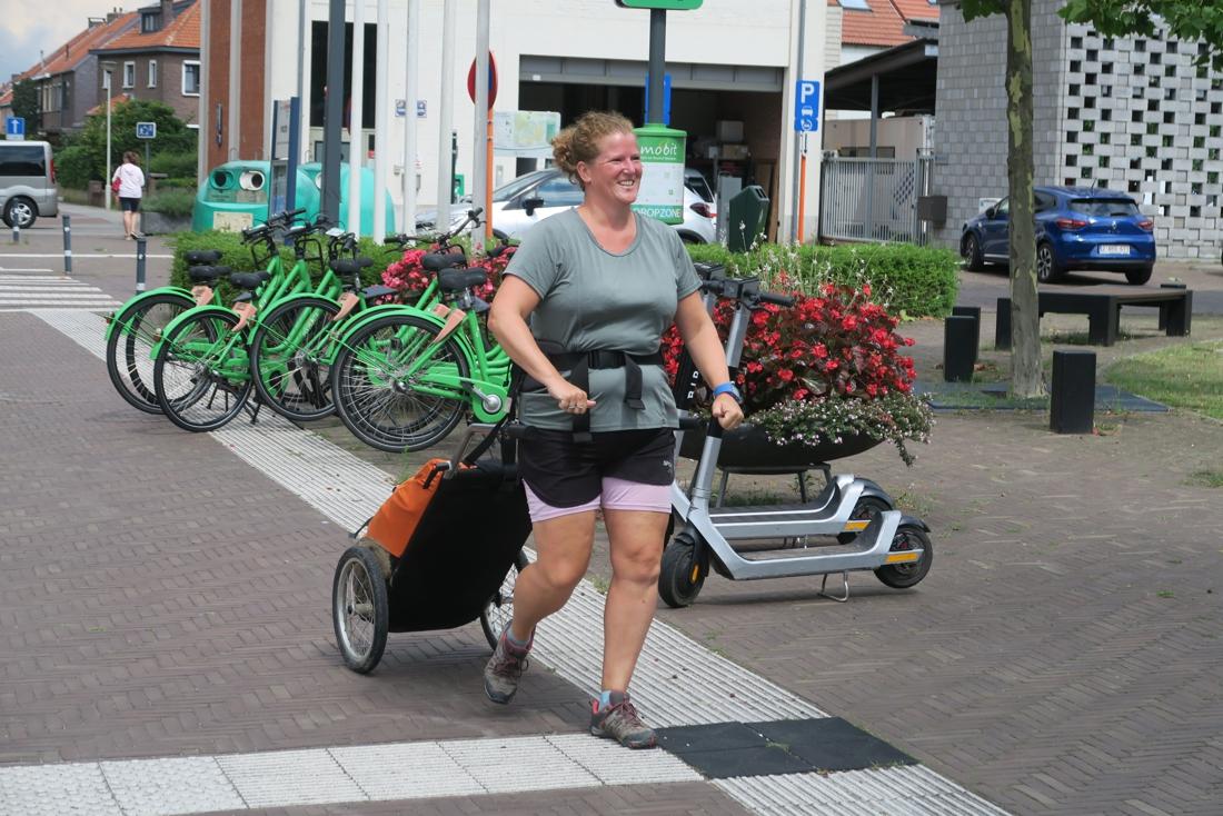 Schotense leerkracht stapt 520 km voor gehandicapte kinderen
