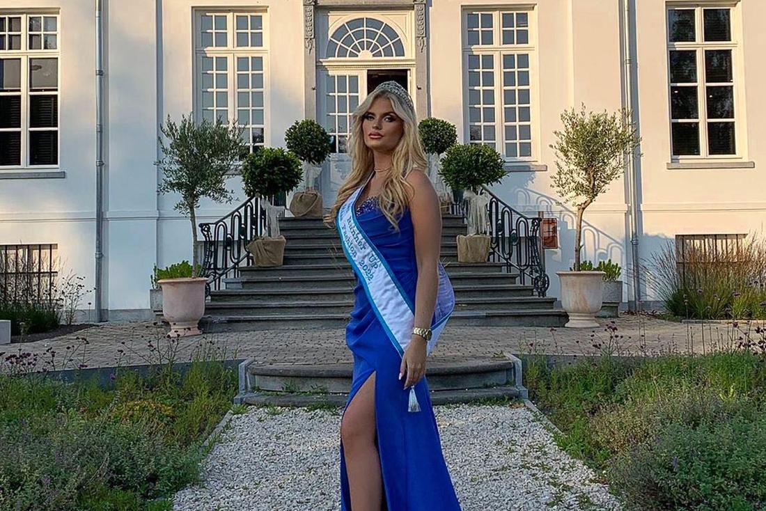 Lintse vertegenwoordigt België in Miss Tourism World