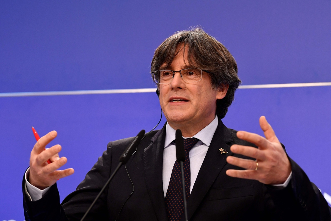 Voormalig Catalaans president Carles Puigdemont opgepakt in Italië