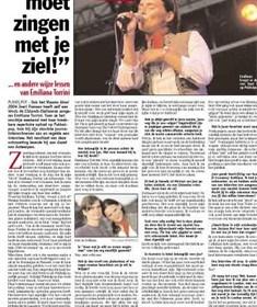 Idool Joeri interviewt idool