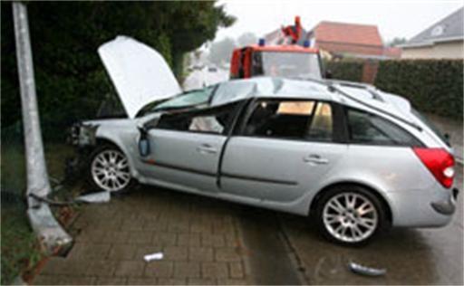Zwaar ongeval op Herenhoutseweg