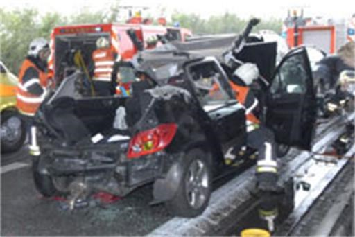 Weer ongeval in Geel-West