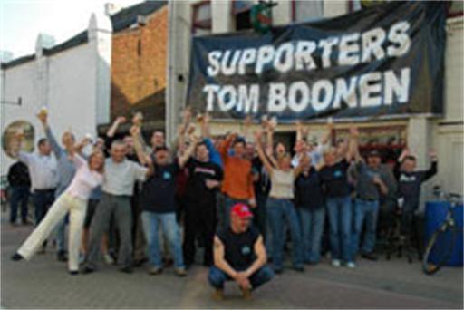 Kasseifretters leggen schuld bij entourage Boonen
