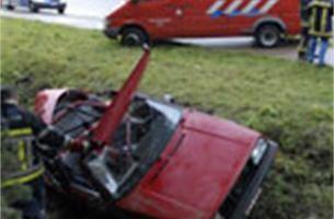 Twee busongevallen op Molse Zuiderring