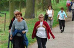 Duizenden wandelden in Berlaar