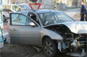 Twee kindjes lichtgewond na ongeval