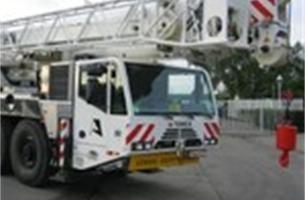 Kraanwagen Aertssen in Hamburg teruggevonden