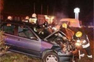 Twee ongevallen, negen gewonden